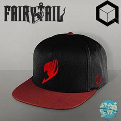 Fairy Tail - Natsu Cap - Snap Back: PCM