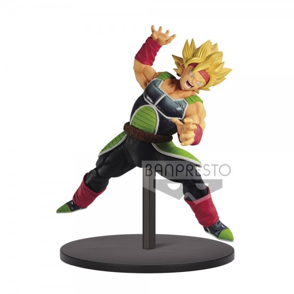 Dragon Ball Super - SSJ Bardock Figur / Chosenshiretsuden: Banpresto