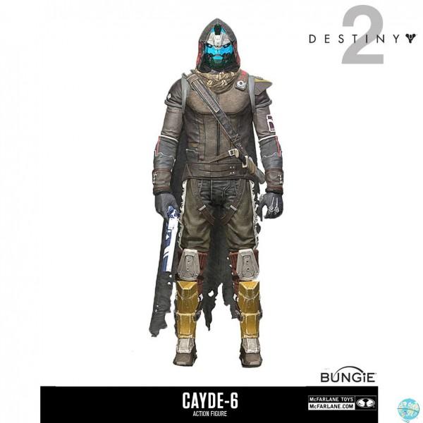 Destiny 2 - Cayde Actionfigur: McFarlane Toys