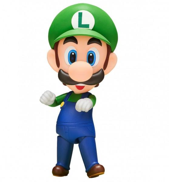 Super Mario Bros. - Luigi Nendoroid: Good Smile Company