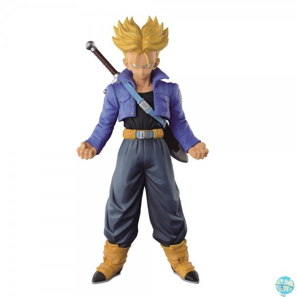 Dragonball Z - Trunks SSJ Figur - Master Stars Piece: Banpresto