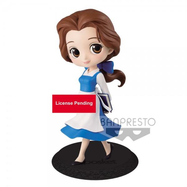 Disney - Belle Figur / Q Posket - Style A: Banpresto