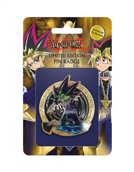 Yu-Gi-Oh! - Ansteck-Pin / Yugi Motiv: FaNaTik
