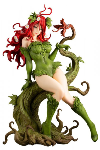 DC Comics - Poison Ivy Statue / Bishoujo: Kotobukiya