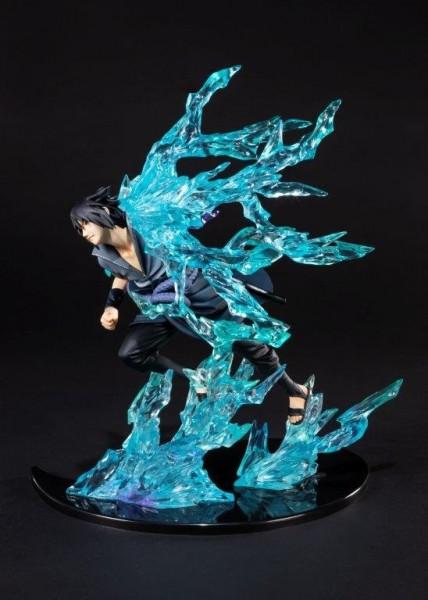 Naruto Shippuden - Sasuke Uchiha Statue / FiguartsZERO - Kizuna Relation Ver.II: Tamashii Nations