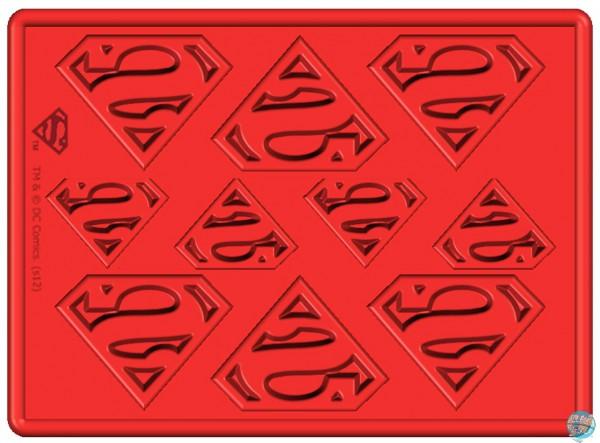 DC Comics Superman Silikon-Form Kotobukiya Logo