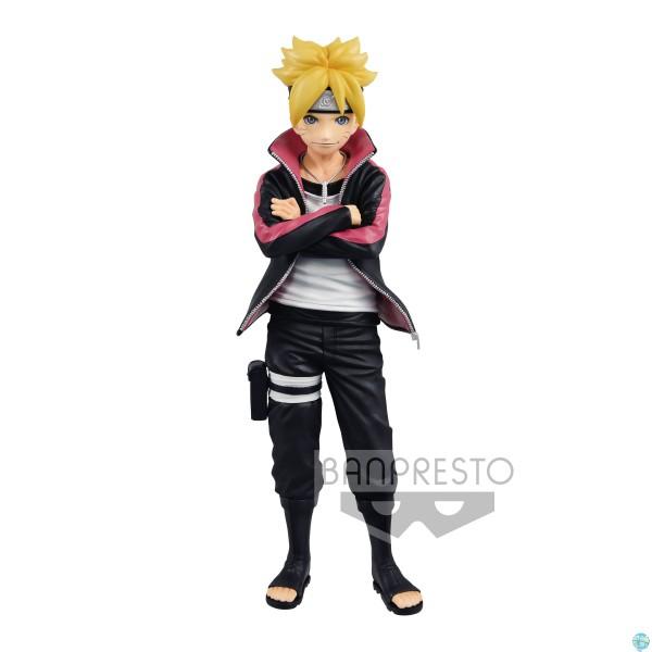 Boruto - Naruto Next Generation - Boruto Uzumaki Figur / Shinobi Relations NEO: Banpresto