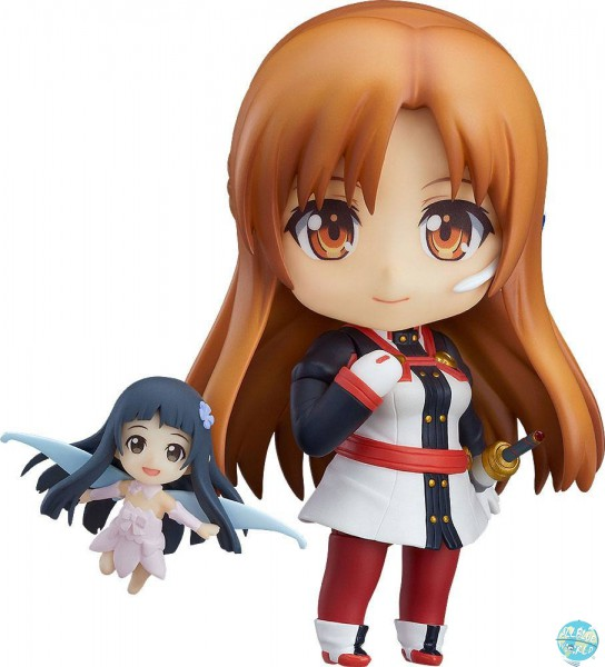 Sword Art Online Ordinal Scale - Asuna & Yui Nendoroid: Good Smile Company