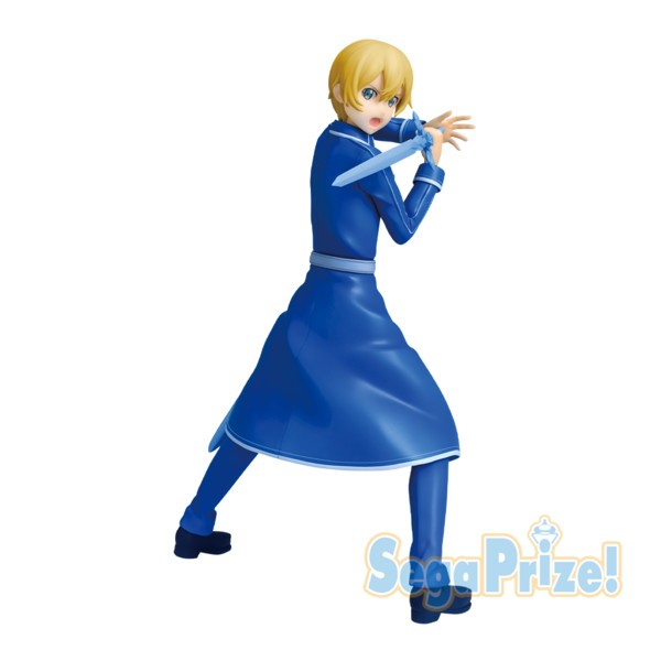 Sword Art Online: Alicization - Eugeo Figur / LPM Figure: Sega