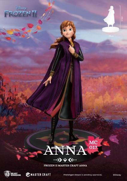 Die Eiskönigin 2 - Anna Statue / Master Craft: Beast Kingdom Toys