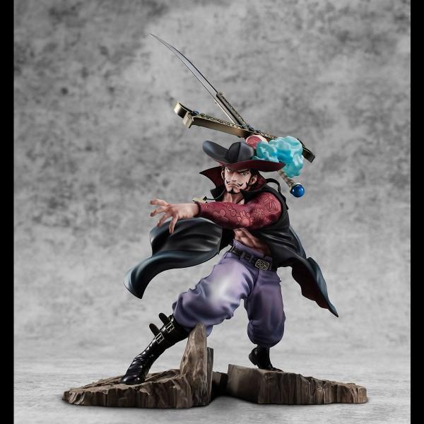 One Piece -Hawk-Eye Dracule Mihawk Statue / Neo Maximum: MegaHouse