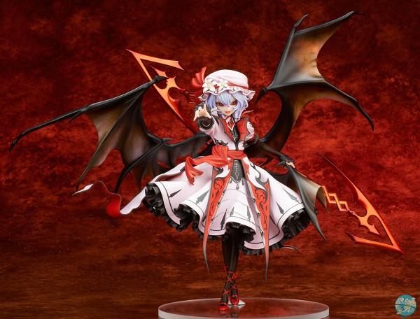 Touhou Project - Remilia Scarlet Statue: Ques Q