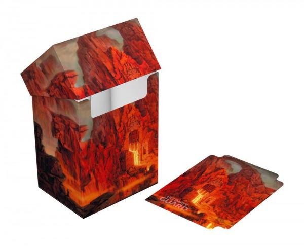 Ultimate Guard - Deck Case 80+ / Lands Edition Gebirge