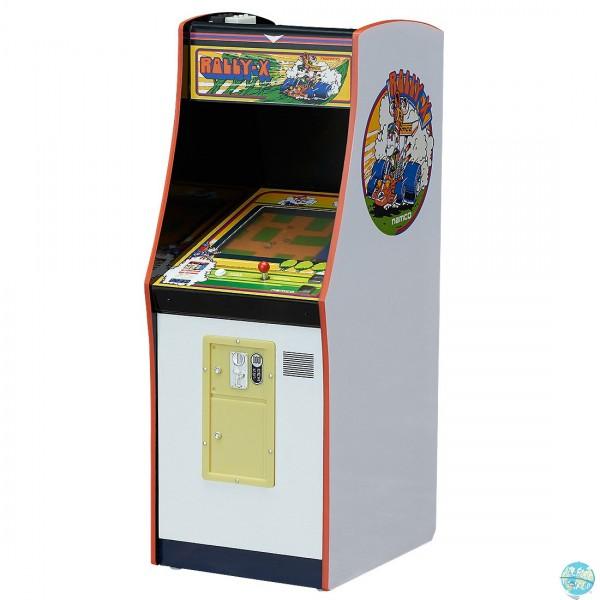 NAMCO Arcade Machine Collection - Rally-X Mini Replika: FREEing