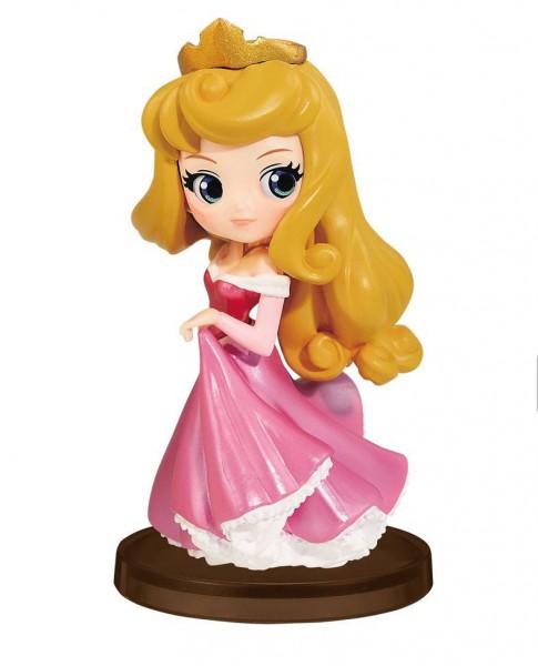 Disney - Aurora Figur / Q Posket - Petit Girls Festival: Banpresto