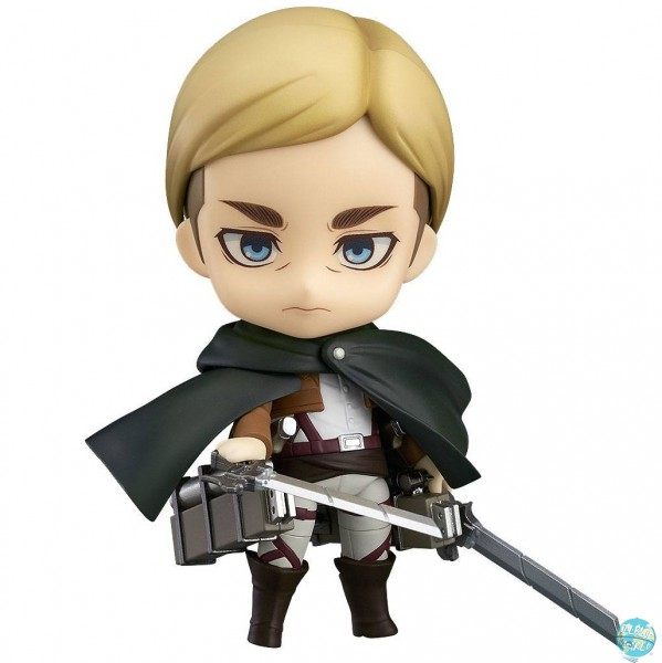 Attack on Titan - Erwin Smith Nendoroid: Good Smile Company