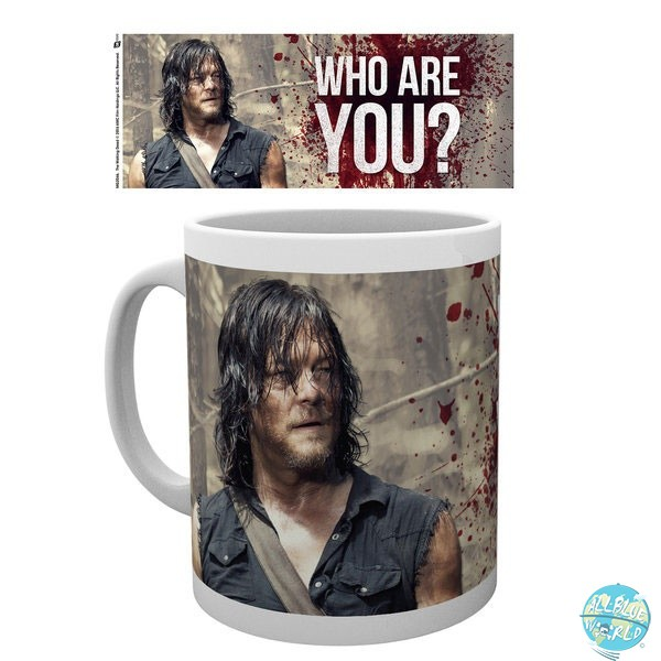 The Walking Dead - Tasse - Who Are You Motiv: GYE