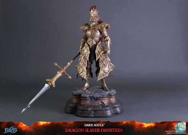 Dark Souls - Drachentöter Ornstein Statue: First 4 Figures