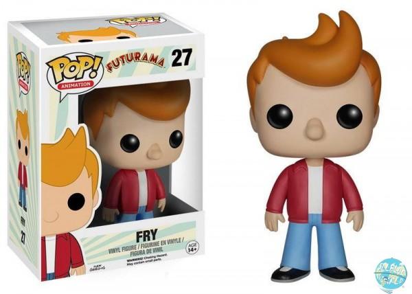 Futurama Funko POP! Television Vinyl Figur Fry 9 cm