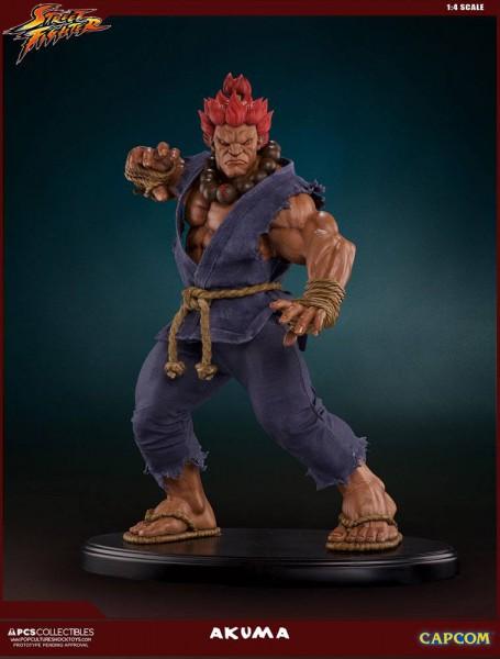 Street Fighter - Akuma Statue / Retail Version: Pop Culture Shock