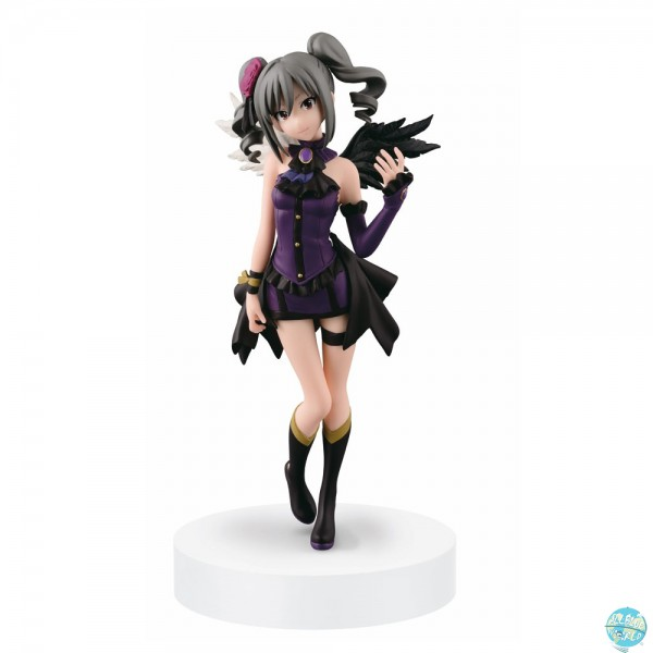 Idolmaster Cinderella Girls - Ranko Kanzaki Figur - SQ / First Stage Dress: Banpresto