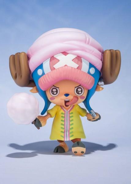 One Piece - Tony Chopper Figur / FigurtsZERO - Whole Cake Island Version: Tamashii Nations