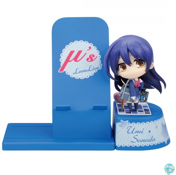 Love Live! - Umi Sonoda Minifigur - Choco Sta: Broccoli