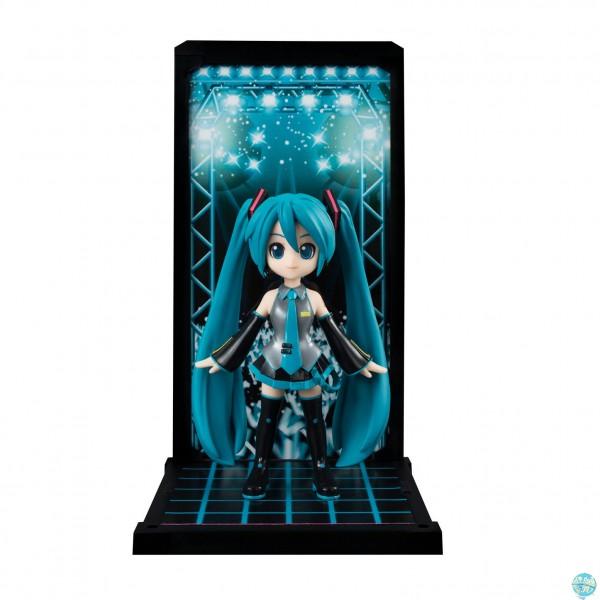 Vocaloid 2 - Hatsune Miku Figur - Tamashii Buddies: Bandai