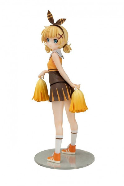 Is the Order a Rabbit? - Syaro Statue / Cheer Girl Version: Chara-Ani