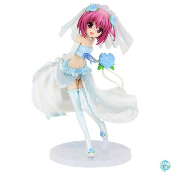 Ro-Kyu-Bu! - Tomoka Minato Statue - Blue Wedding Dress: Plum