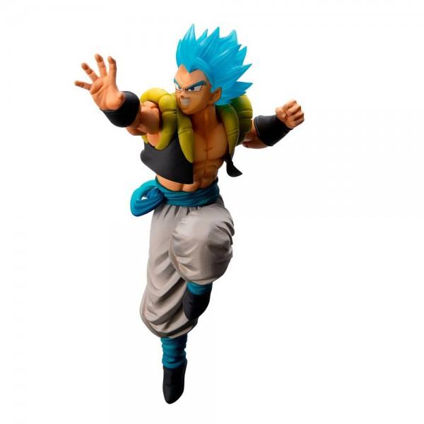 Dragon Ball Heroes - SSGSS Gogeta Figur / Ichibansho: Bandai Ichibansho