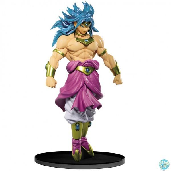 Dragonball Z - Broly Figur - Scultures / Big Budokai 7: Banpresto