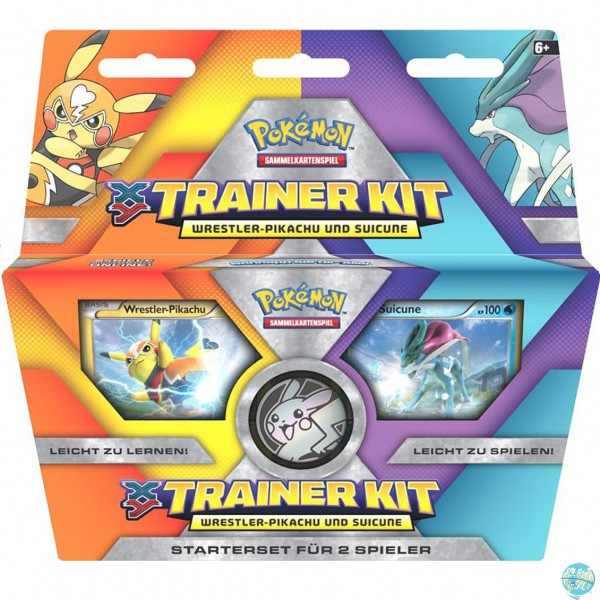 Pokemon - XY Trainer Kit 9: Pokemon Company International