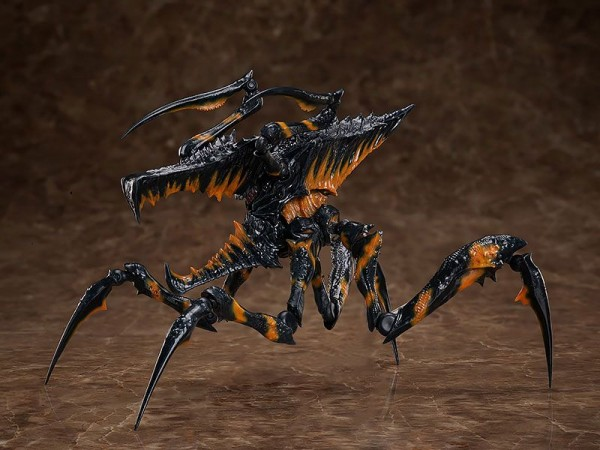 Starship Troopers: Traitor of Mars - Warrior Bug Figma: FREEing