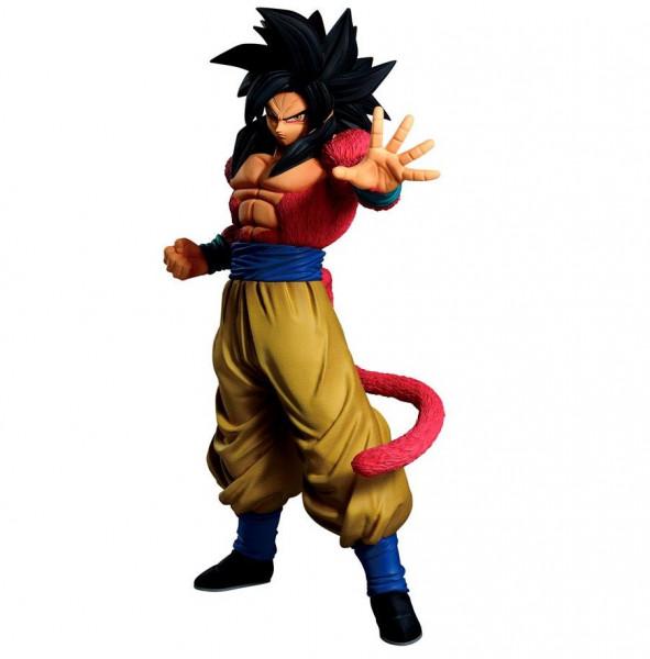 Dragon Ball - SSJ4 Son Goku Figur / Ichibansho: Bandai Spirits