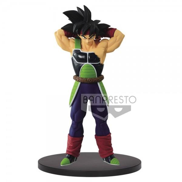 Dragon Ball - Bardock Figur / Creator X Creator / Version A: Banpresto