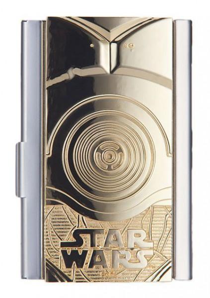 Star Wars Visitenkarten-Halter C-3PO
