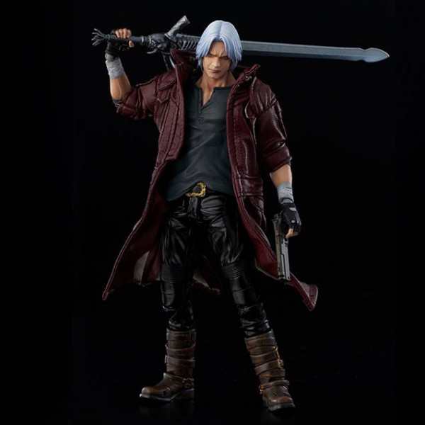 Devil May Cry 5 - Dante Actionfigur: Sentinel