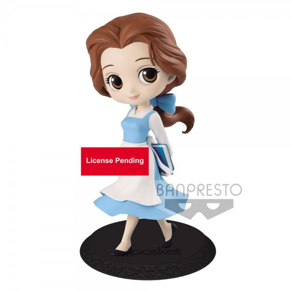 Disney - Belle Figur / Q Posket - Style B: Banpresto