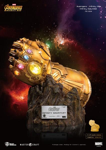 Avengers Infinity War - Infinity Gauntlet: Beast Kingdom