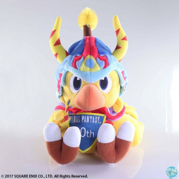 Final Fantasy - Chocobo Plüschfigur - 30th Anniversary: Square Enix
