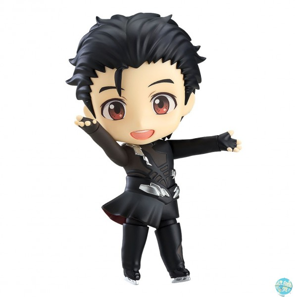 Yuri!!! on Ice - Yuri Katsuki Nendoroid: Orange Rouge