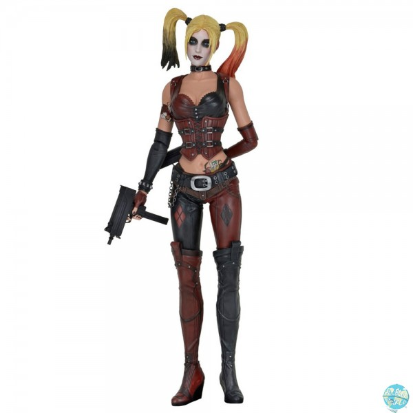Batman Arkham City - Harley Quinn Actionfigur: NECA