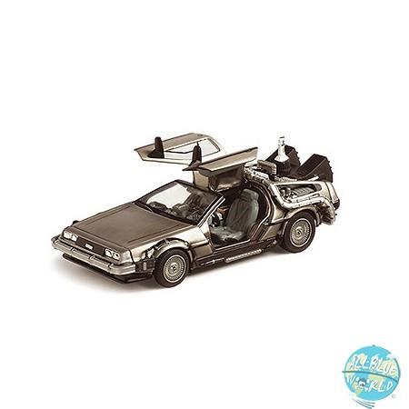 Zurück in die Zukunft II - DeLorean Diecast Modell / DMC: Vitesse