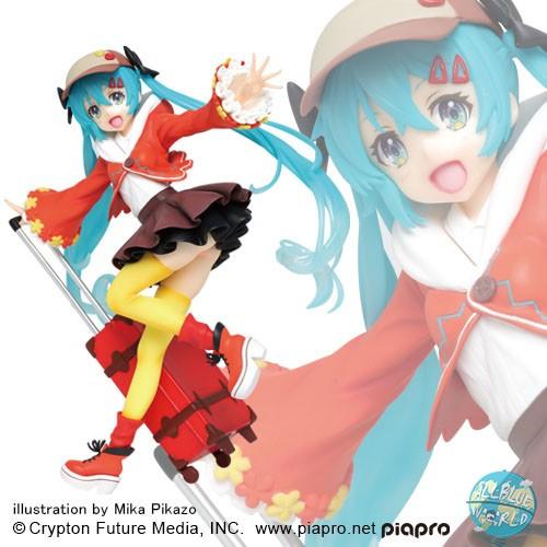 Vocaloid - Hatsune Miku Figur / Original Akifuku Version: Taito