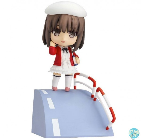 Saekano: How to Raise a Boring Girlfriend - Megumi Kato Nendoroid - Heroine Outfit: Good Smile Compa