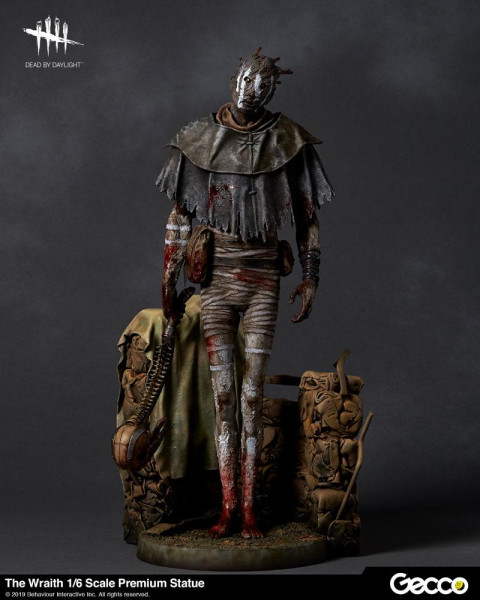 Dead by Daylight - The Wraith Statue: Gecco