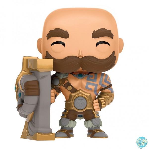 League of Legends - Braum Figur - POP!: Funko