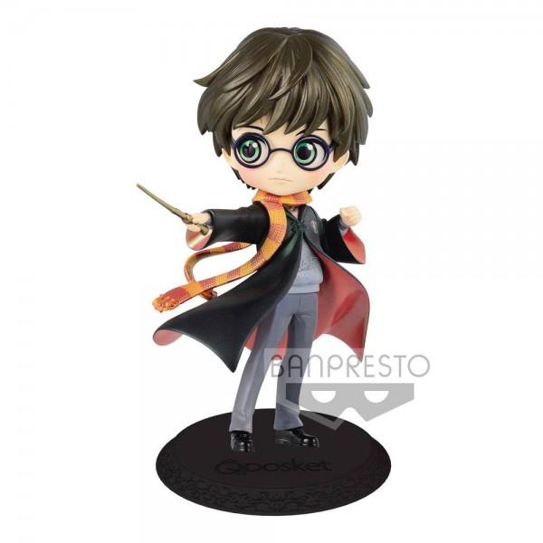 Harry Potter - Harry Potter Figur / Q Posket - Perl Color Version: Banpresto
