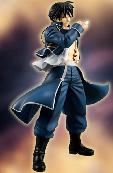 Fullmetal Alchemist - Roy Mustang Figur: Furyu